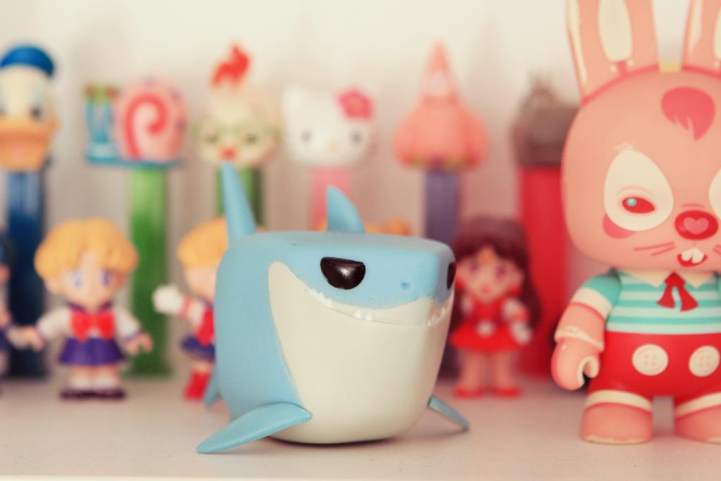 pop-figurine