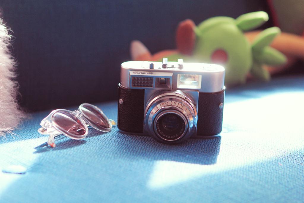 appareil photo argentique collection