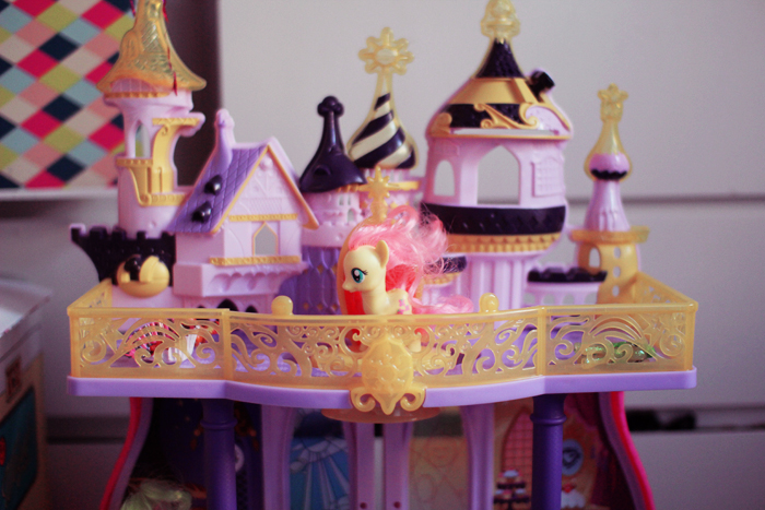 chateau-my little poney 4
