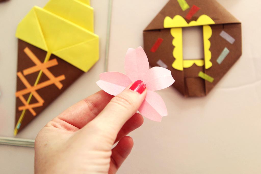 cadre indien origami 3