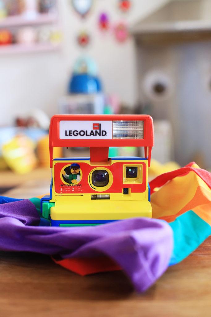 Polaroid Lego Legoland